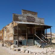 Rhyolite – ghost town