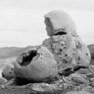 Pyramid Lake's 'Stone Mother'