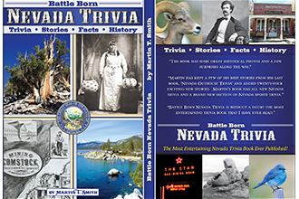 battle born nevada trivia book